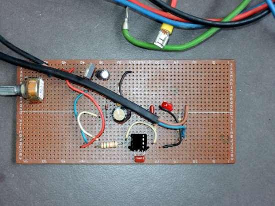 car air con circuit