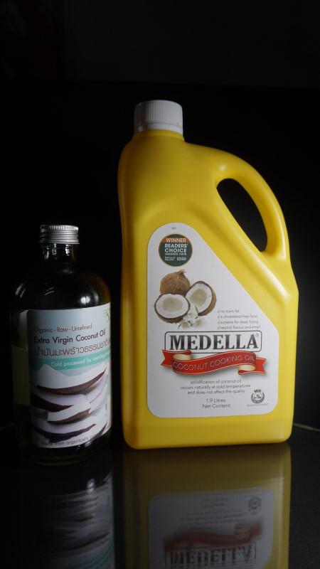 virgin coconut oil or just coconut oil for covid-19