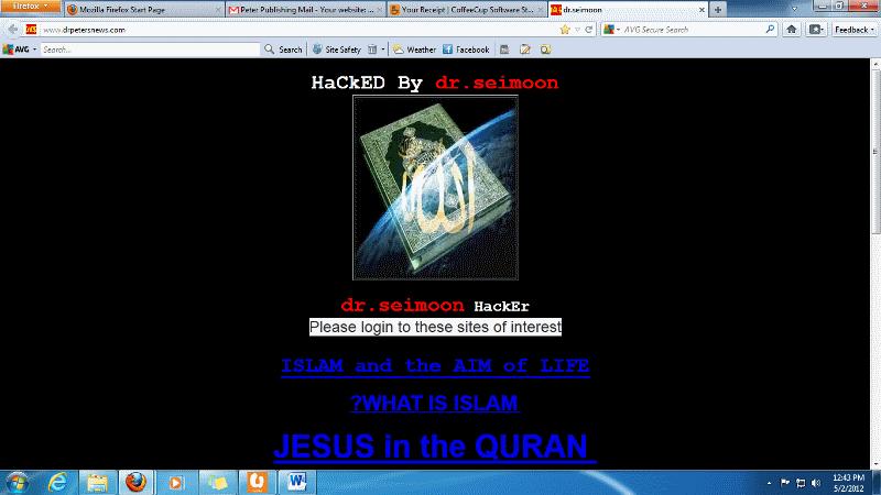 false teachings of the muslim terrorist