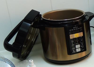 China made Philips pressure cooker